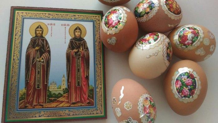 наклейки для яиц на пасху