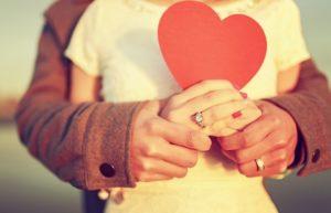 любовь и 14 февраля