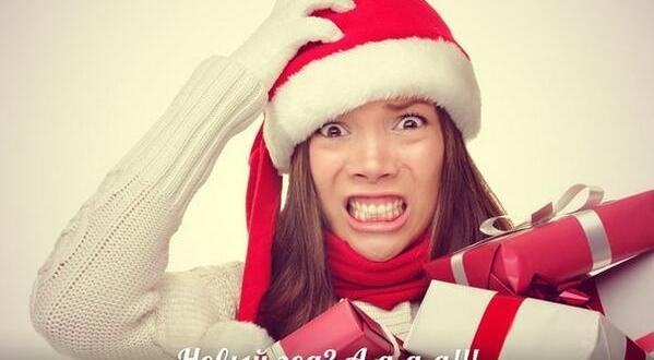 как встретить новый год без стресса