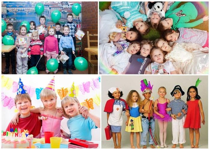 фотосессия на день рождения детей