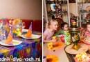 Как устроить день рождения ребенку дома: 15 советов
