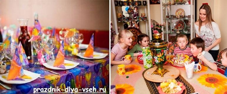 организовываем детский день рождения дома