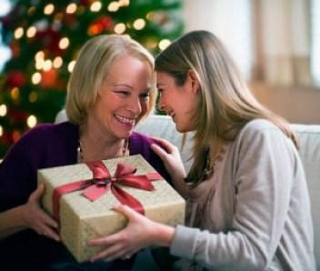 Подарок родителям на Новый год