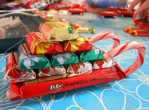 Конфеты для подарка