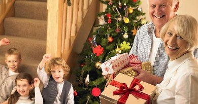 Идеи подарков для бабушки и дедушки на Новый год 2018