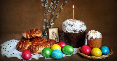 Когда будут праздновать православные в России Пасху в 2018 году