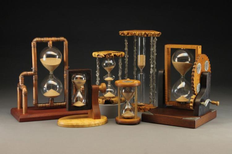 оригинальные песочные часы