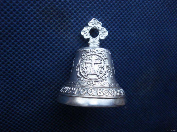 колокольчик из серебра