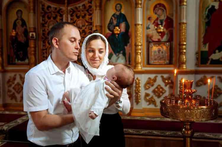 крестные родители