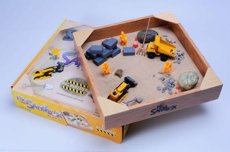 настольная песочница
