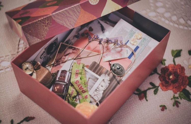 коробочка воспоминаний