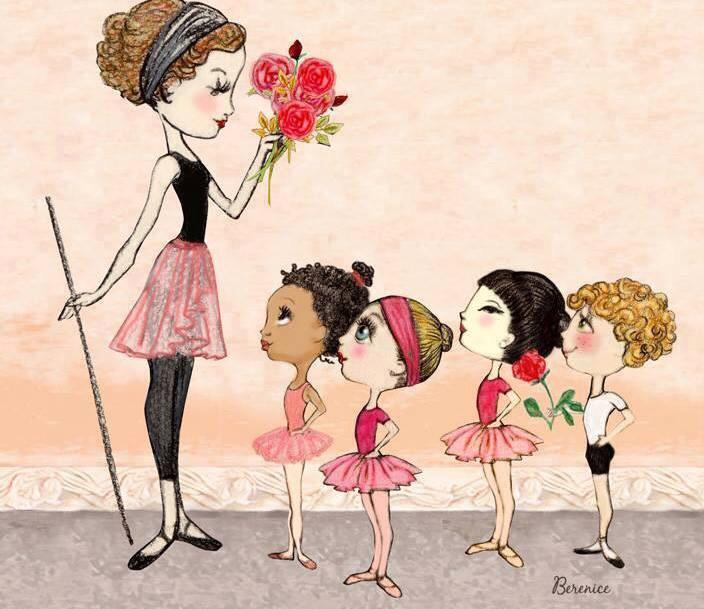 учителю танцев