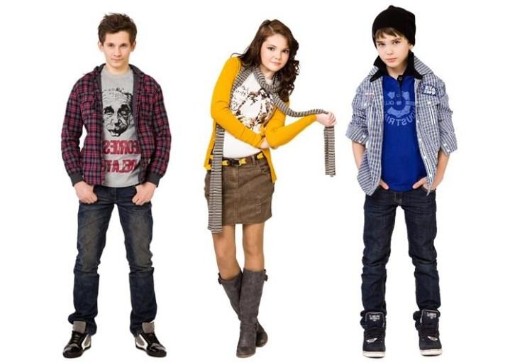 стильная подростковая одежда