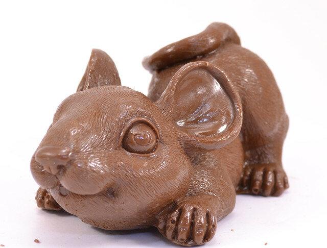 Шоколадные скульптуры