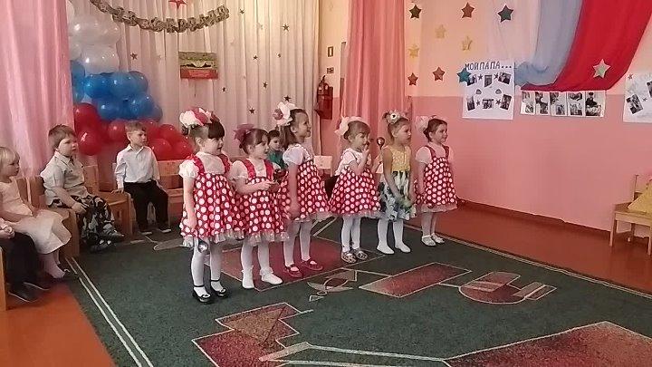 частушки в детском саду