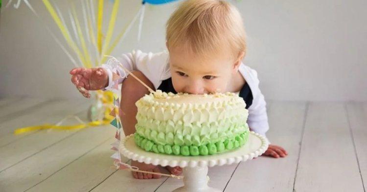 Рецепты тортов на 1 год ребенку на день рожденье
