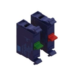 WEG PUSH BUTTON ACCESSORIES/CONTACT BLOCKS
