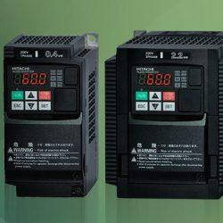 HITACHI WJ200 SENSORLESS VECTOR MICRODRIVES 1/8-20 HP
