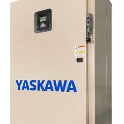 YASKAWA GA800 CONFIGURED 240 VOLT DRIVE PANELS NEMA 1 ENCLOSURES