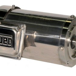 WEG SHARK GENERAL PURPOSE WASHDOWN MOTORS STAINLESS STEEL FOOTLESS C-FACE