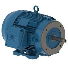 WEG CLOSED COUPLED PUMP MOTORS JM NEMA PREMIUM EFFICIENCY TEFC FOOT MOUNTED