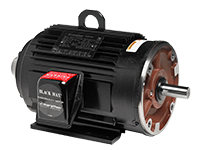 YASKAWA BLACKMAX INVERTER DUTY MOTORS