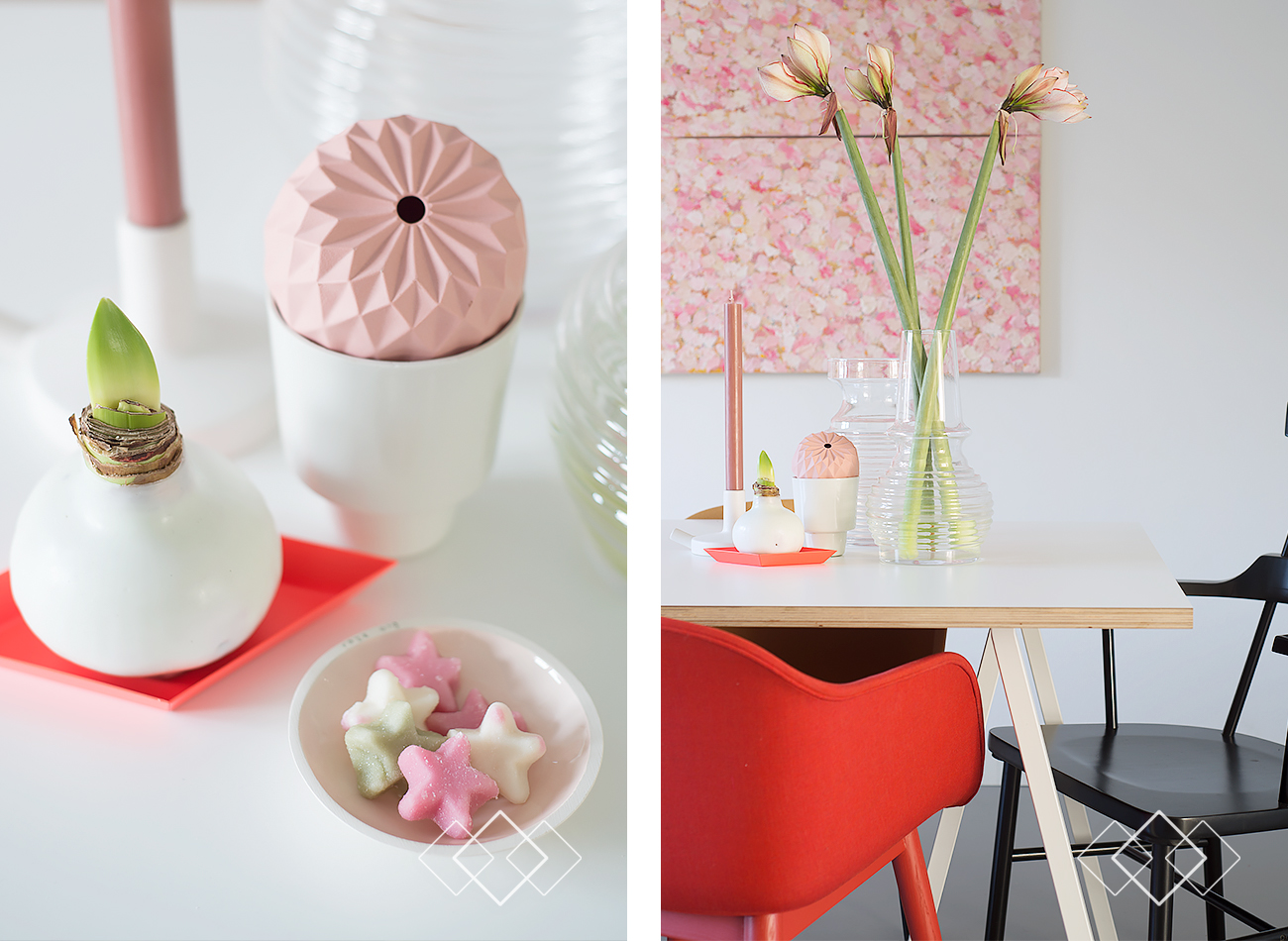 Decoratie Woonkamer Rood : Woonkamer decoratie rood roze decoratie woonkamer la beauté et