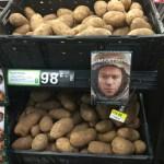 Как рекламировать картошку