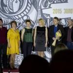 В Петербурге вручили премию «Золотое перо»