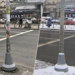 Власти объяснили очищенный в Paint столб излишним рвением чиновников