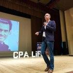 В Петербурге состоялась 4-ая ежегодная конференция по Интернет-рекламе и партнерскому маркетингу CPA Life 2017