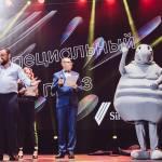 Проекты-победители на фестивале Серебряный Меркурий