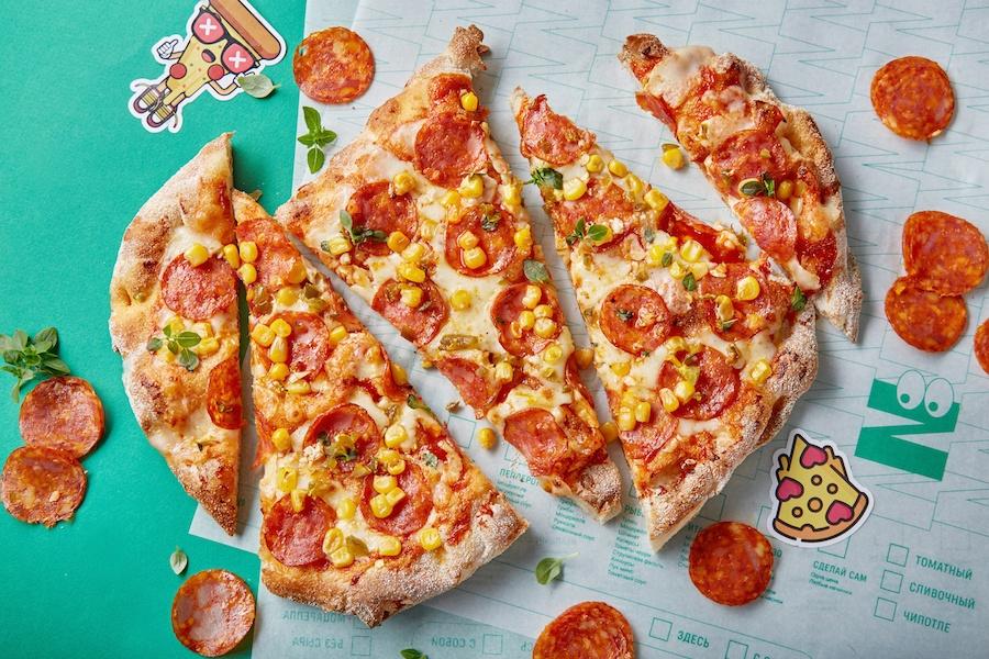 ZOTMAN PIZZA