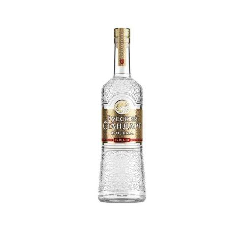 Обновление «Русского Стандарта Gold» завершает важный этап революционного рестайлинга линейки премиальных водок «Русский Стандарт»