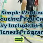 7 Simple Workout Routines_Fitness