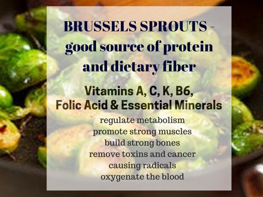 brussels sprouts benefits