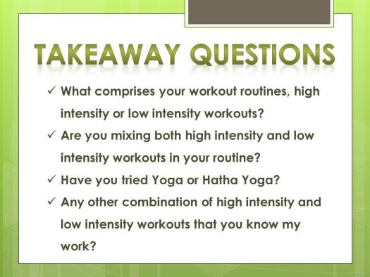 questions_intensity workouts