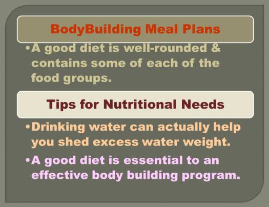 meal plans bodybuiling2