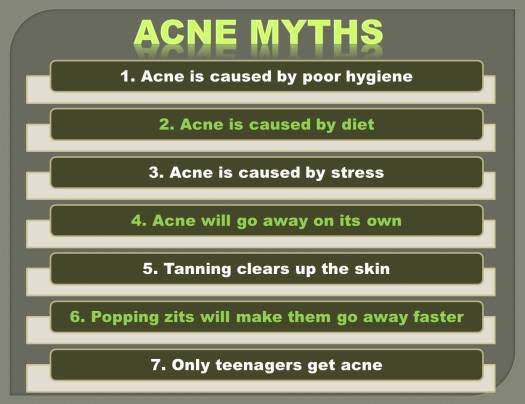 acne myths_2