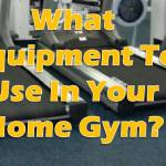 equipment for home gym