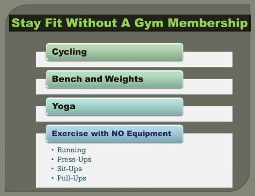 fitness at home 3