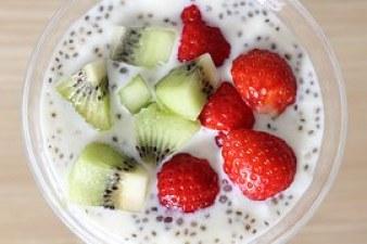 chia-yogurt