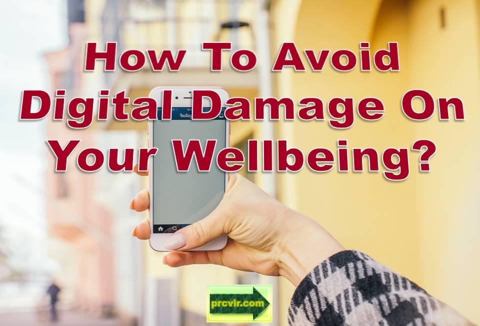 Avoid Digital Damage
