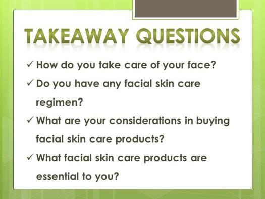 facial skin care_q