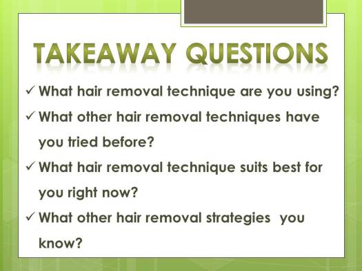 hair removal_questions