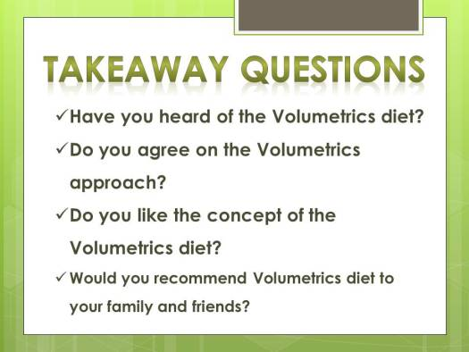 volumetrics diet_q