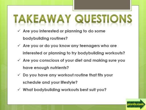 bodybuilding for teens_
