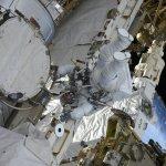 ISS : Thomas Pesquet se prépare à effectuer deux sorties dans l'espace