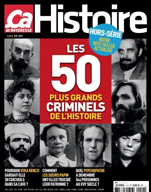 Les Plus Grands Meurtriers De L Histoire : grands, meurtriers, histoire, Grands, Criminels, L'Histoire, M'intéresse