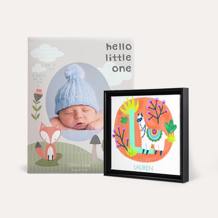 photo canvas prints create